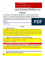 Animals and Animal Welfare in Islam(Pdf2016)