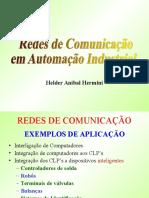 Redes de Comunicao em automação industrial