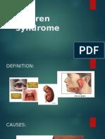 Sjögren Syndrome
