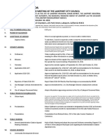 101816 Lakeport City Council agenda packet