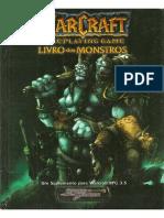 Warcraft RPG - Livro Dos Monstros (OCR) - Biblioteca Élfica