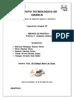 Reporte de Practica2d Lab 2