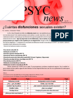 Trastornos Sexuales y de Identidad