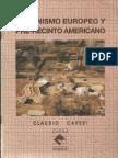 Urbanismo Europeo y Pre Recinto Americano
