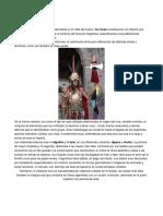 Vestimenta Inca