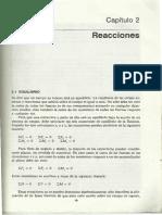 Capitulo 2 - REACCIONES