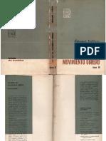 Dolléans, Édouard - Historia Del Movimiento Obrero. Tomo III, Eudeba, 1961