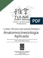 Apostila Anatomocinesiologia Aplicada
