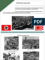 WWII - War Crime Trials