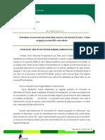 Informe Ejecutivo Control Del Plagio OMCS