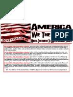 PDF We the Militias Statment