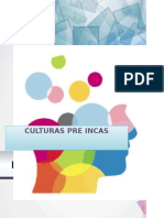 Monografia - La Cultura Pre Inca