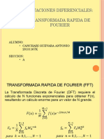 Transformada Rapida de Fourier