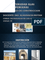 1ra Clase Tecnologia Materiales