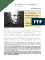 """Fundamentos e Limites do Princípio do """"Laissez-Faire"""" Ou da Não-Interferência Governamental"""