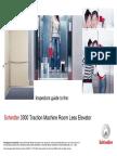 Schindler 3300 MRL Inspectors Guide