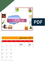 Calendario feste