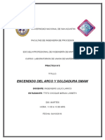 Practica 1 - Soldadura