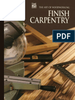 Time-Life, The Art of Woodworking Vol 14 Finish Carpentry (1