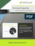 Neoture Technical Properties En