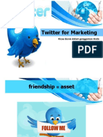 2. Twitter Marketing