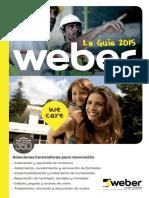 Weber La Guia Weber 2015