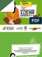 Introducción a Los PPP_Grados_6_7