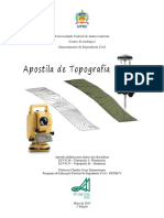 Apostila de Topografia UFSC