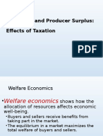 03 - Cons & Prod Surp - Effects of Taxation (1)