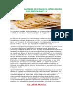 Reduciendo Cambios de Color en Carne Cocida Con Antioxidantes