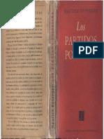 Duverger, Maurice - Los Partidos Políticos, Ed. F.C.E., 1957
