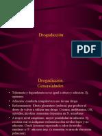 25. Drogadicción