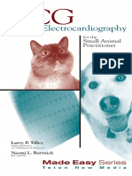 ECG for the Small Animal Practitioner