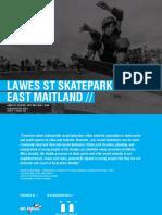Final Skatepark Design Report Public Exhibition