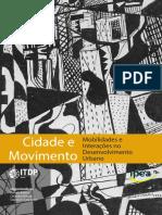 Livro Cidade Movimento