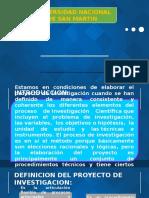 Tema 7. Proyecto de Investigacion