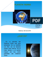 Diapositiva La Tierra