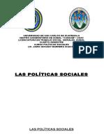 Documento Completo-las Politicas Sociales