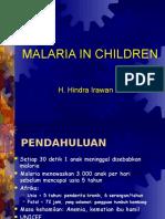 Obat Anti Malaria English