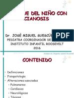 Enfoque Del Niño Con Cianosis - Roosevelt