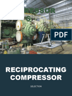 5 Reciprocating Compressor Selection