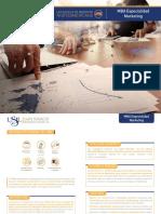 Dossier MBA Marketing
