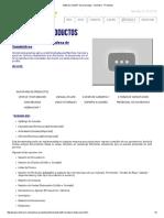 Software SOLINT Bucaramanga - Inventario - Productos