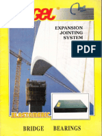 Expansion Jointing System