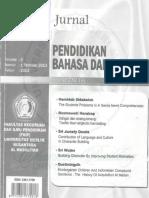 jurnal Pendidikan Bahasa dan Sastra