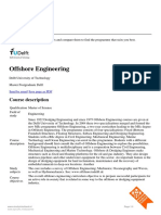 Offshore Eng TUD
