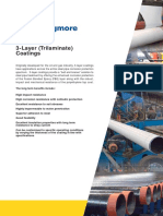 3d Hall & Longmore 3 Layer Coating Brochure