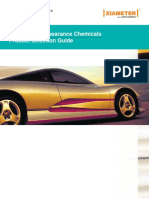26-1382 Automotive Surfaces Product Selection Guide