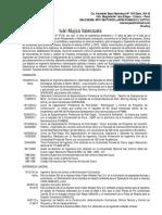 Curriculum IMV2016