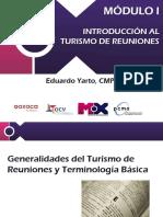 01.- Introducción al Turismo de Reuniones